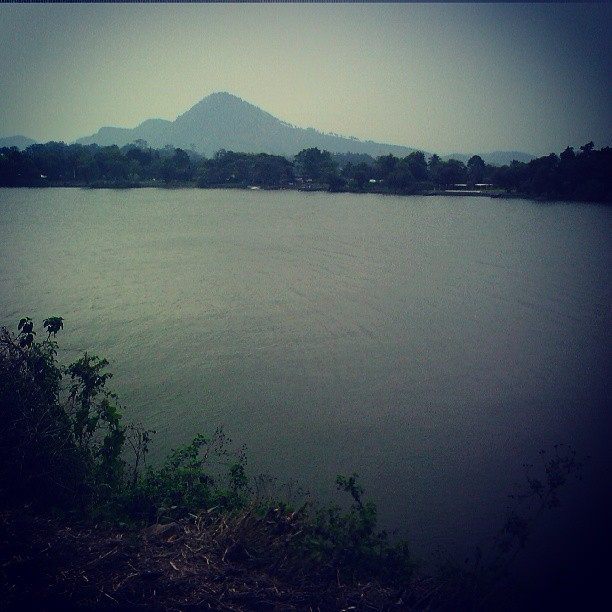 #Lago de #Amatitlan (at Lago de Amatitlan)