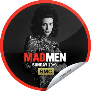 I just unlocked the Mad Men: To Have and to Hold sticker on GetGlue                      8039 others have also unlocked the Mad Men: To Have and to Hold sticker on GetGlue.com                  The partners try to keep a secret campaign under wraps, while Joan gets a visit from an old friend. Share this one proudly. It's from our friends at AMC.