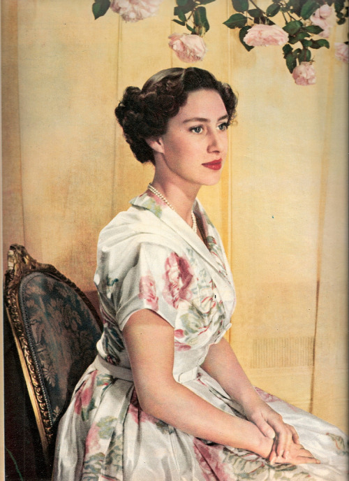 thefirstwaltz:  Princess Margaret of the United Kingdom. 1954.