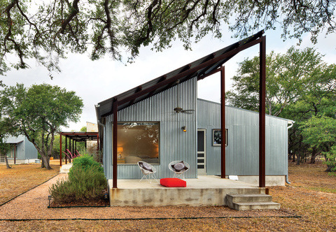 An Affordable Duplex Transformation in Texas