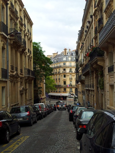paris-enphoto:  - Rue Paul Valéry