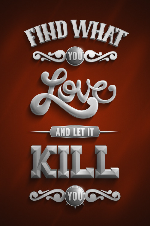 goodtypography:  By Adrian Iorga. My tumblr and my Behance.   so sassy