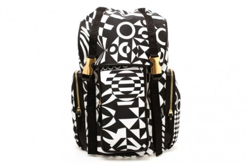 wseason:    VERSUS Geometric Backpack
