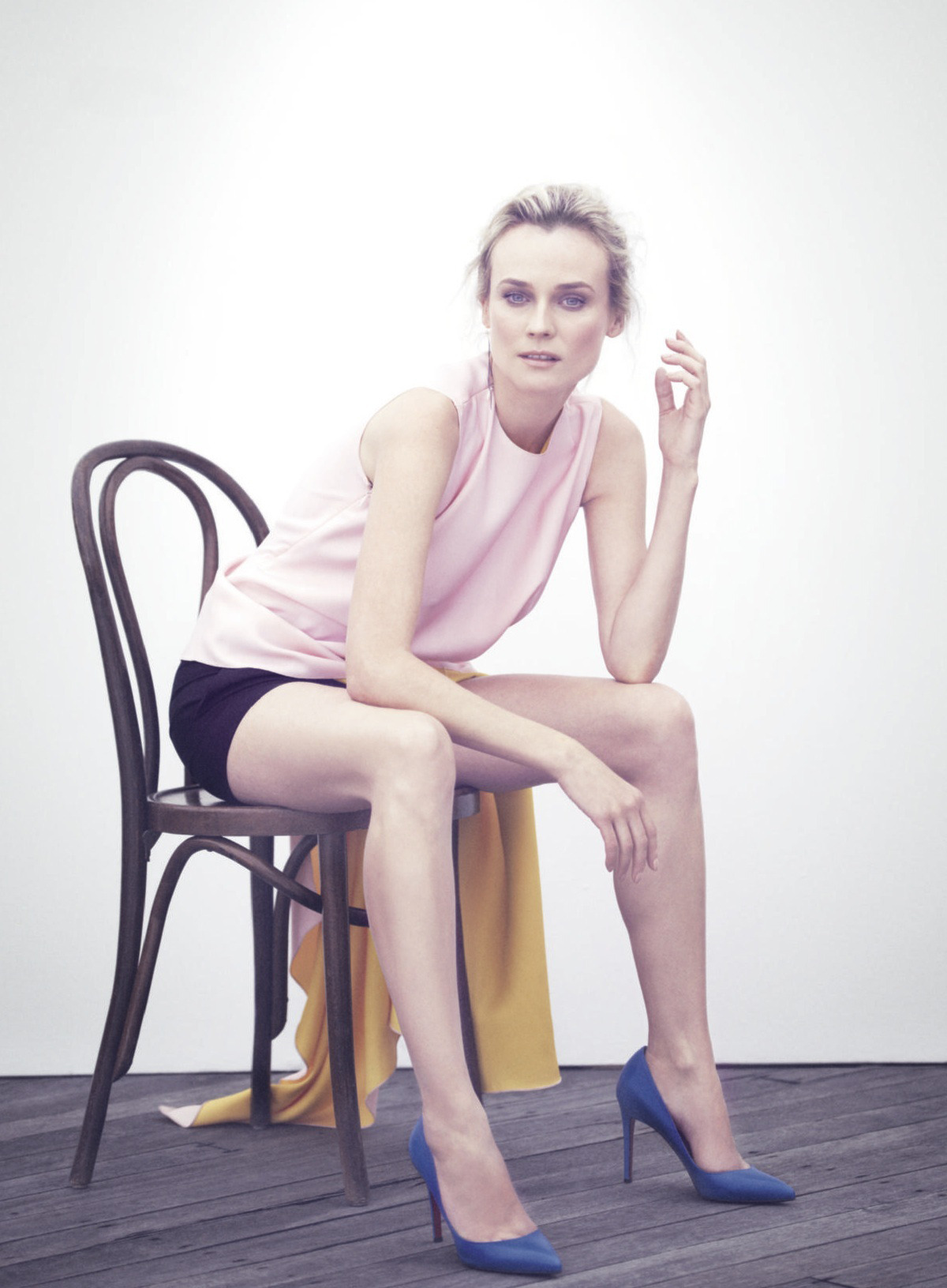 Diane Kruger - InStyle by Matthew Brookes, April 2013