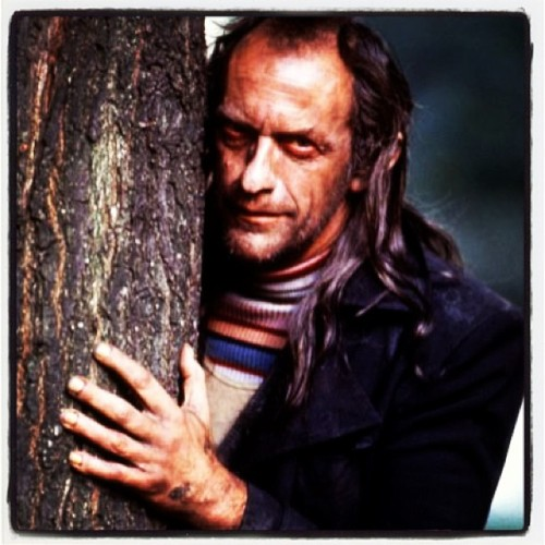 Watching #DennisTheMenace and I had forgotten that #ChristopherLloyd could look so creepy. Happy dreams! :P