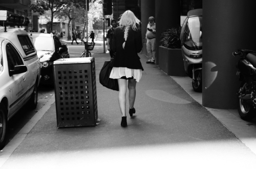Streetwalker Melbourne by Sarah Lay ___________________________ Twitter | Facebook | Tumblr