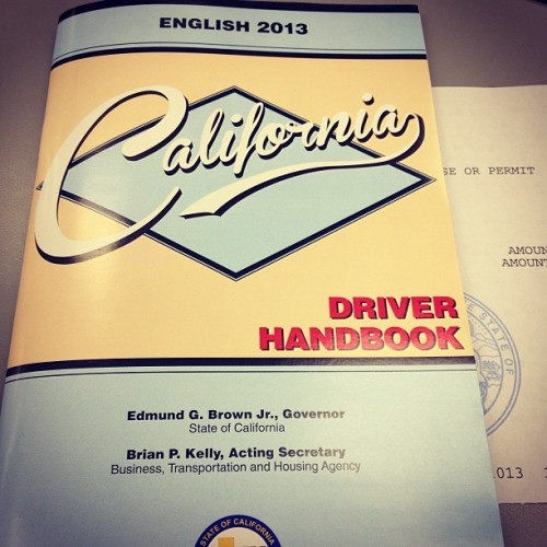 Chosen at #random to take  my #written #drivingtest again @ the #DMV?! 😳😫😢 So NOT #nguyenning today, haha. #wtf #fml (at Laguna Hills DMV Office)