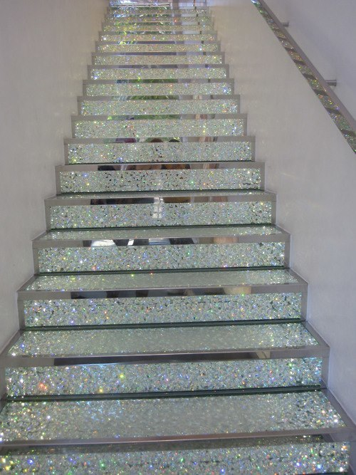 The stairs to heaven
