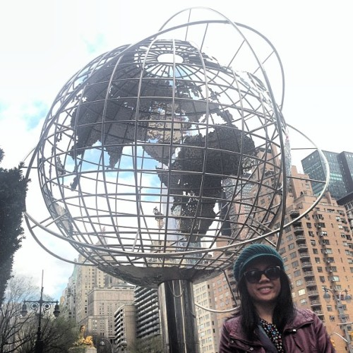So worldly #libznyc  (at Columbus Circle)