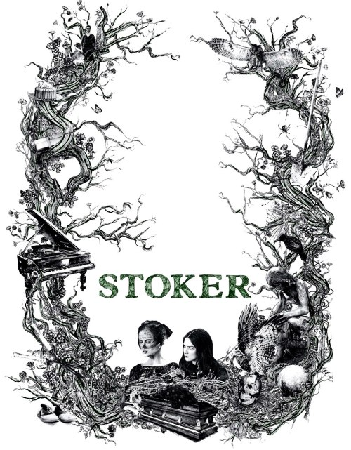 The FILM TO SEE in 2013 || STOKER