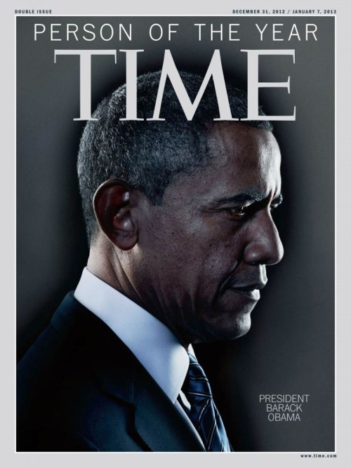 President Obama Named Person of the Year by Time Magazine