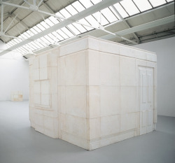 nicoonmars:  RACHEL WHITEREAD Ghost, 1990