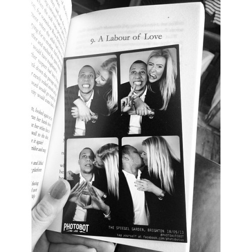 A labour of love #love #couple #girl #boy #love #kiss #brighton #photobooth