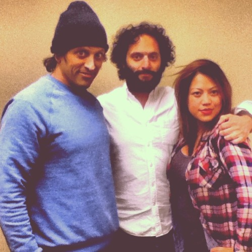 earwolf:  Jason Mantzoukas joins Howard and Kulap on this Wednesday's new Who Charted!  Yes. Yes. Yes.