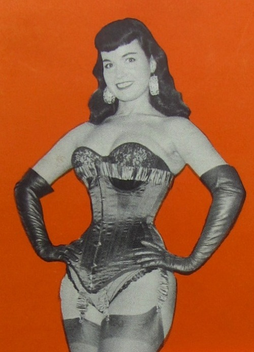 A scarce Bettie Page artifact posted Every Day!  ADULT ONLY NSFW Rare Bettie Page Blog HERE