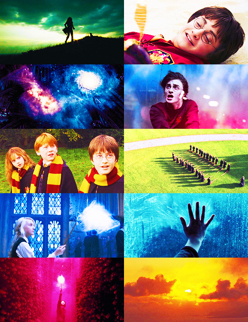 Screencap meme: Harry Potter + Colors Abound asked by the-sushi-monster