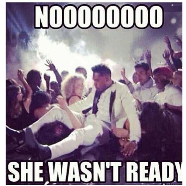 Miguel you was a Lil short on that jump man ….u done f**k them girls up