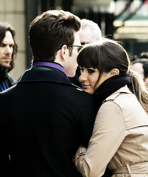 colchele shooting glee in new york