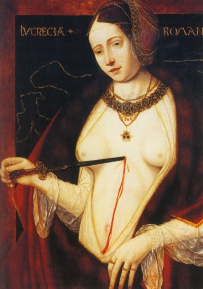 The Master of the Holy Blood, Lucrezia, 1520