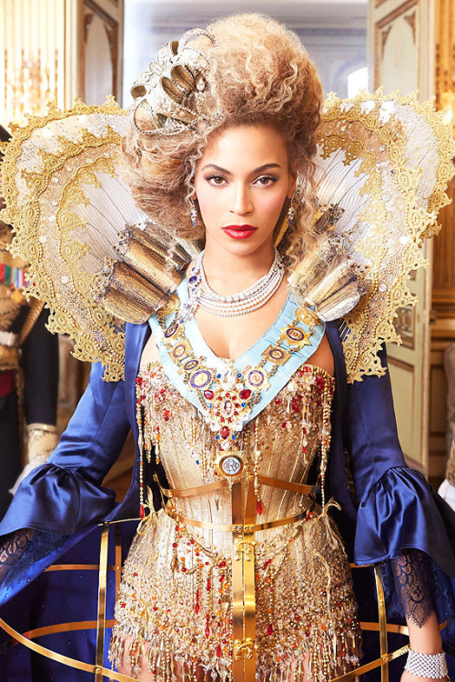 Mrs. Carter by Annie Leibovitz for Vogue