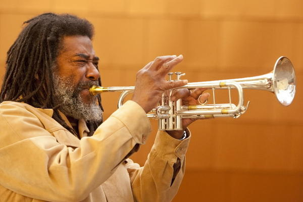 mosaicrecords:  Wadada Leo Smith to Perform Epic Ten Freedom Summers in New York Composer and trumpeter Wadada Leo Smith is readying his epic work, Ten Freedom Summers, named one of the three Pulitzer Prize finalists this year, for live performance in New York in the coming week. The entire work will be performed over three consecutive evenings, starting May 1, at Roulette in Brooklyn. (For info on the performances, go here.)  In this article in the Chicago Tribune, Howard Reich ponders the significance of the work, both for the Pulitzer Prize process and for American music. -Nick Moy Read Article… Follow: Mosaic Records Facebook Tumblr Twitter