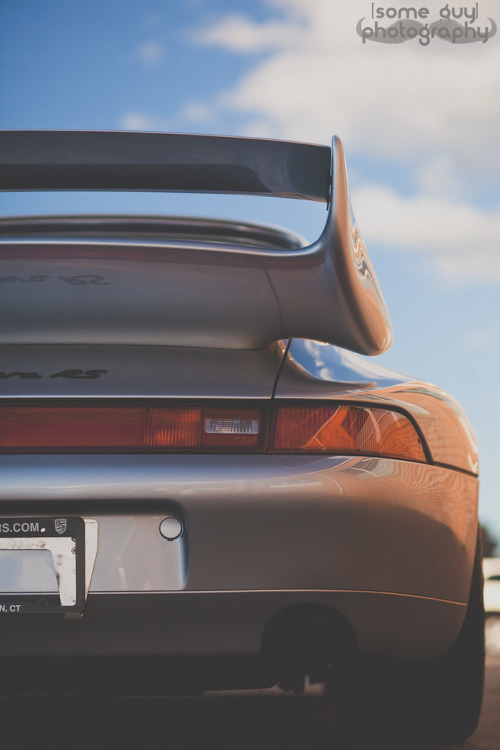 automotivated:  993 Carrera RS (by Some Guy Photo)