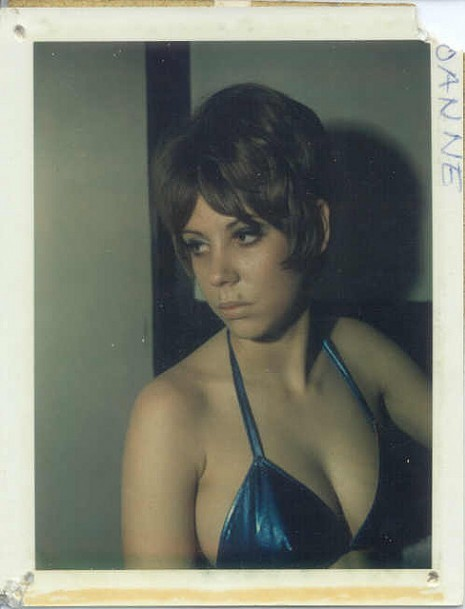 girliemagazine: Vintage stripper audition Polaroids from the 60s and 70s