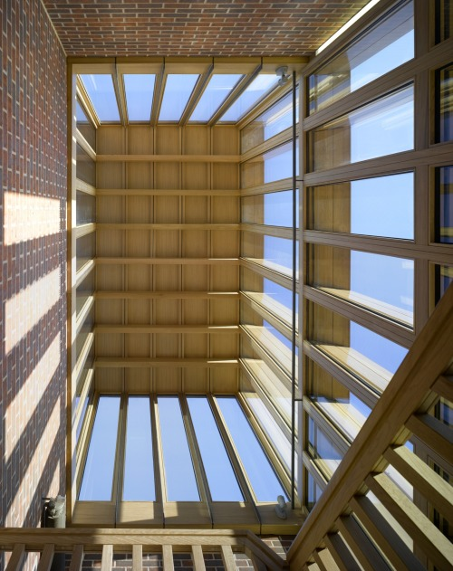somerville college | student housing ~ niall mclaughlin architects