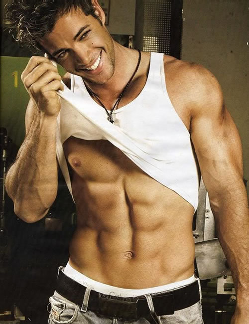 ugh william levy, want so bad <3