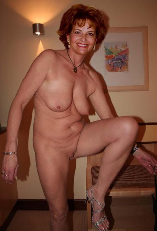 Milf 50 year old nude women