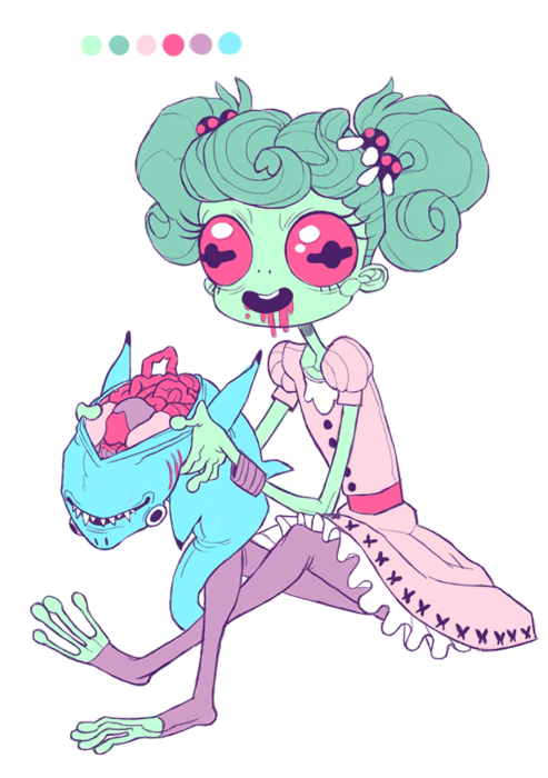 ghostly-youth:  Frog princess. | Just Art