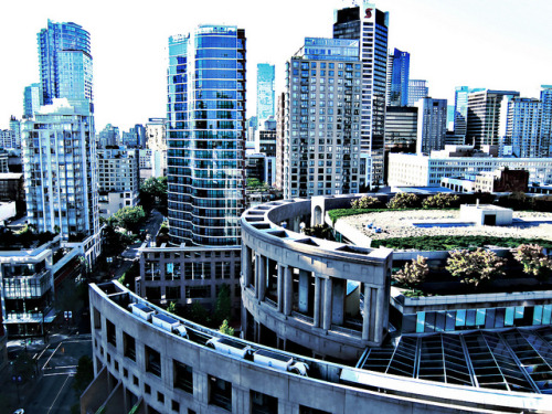 Future Vancouver by Alfred Hermida on Flickr.