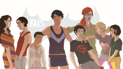 fuckyeahhelenabertinelli:  Batbabes by ~BomBright