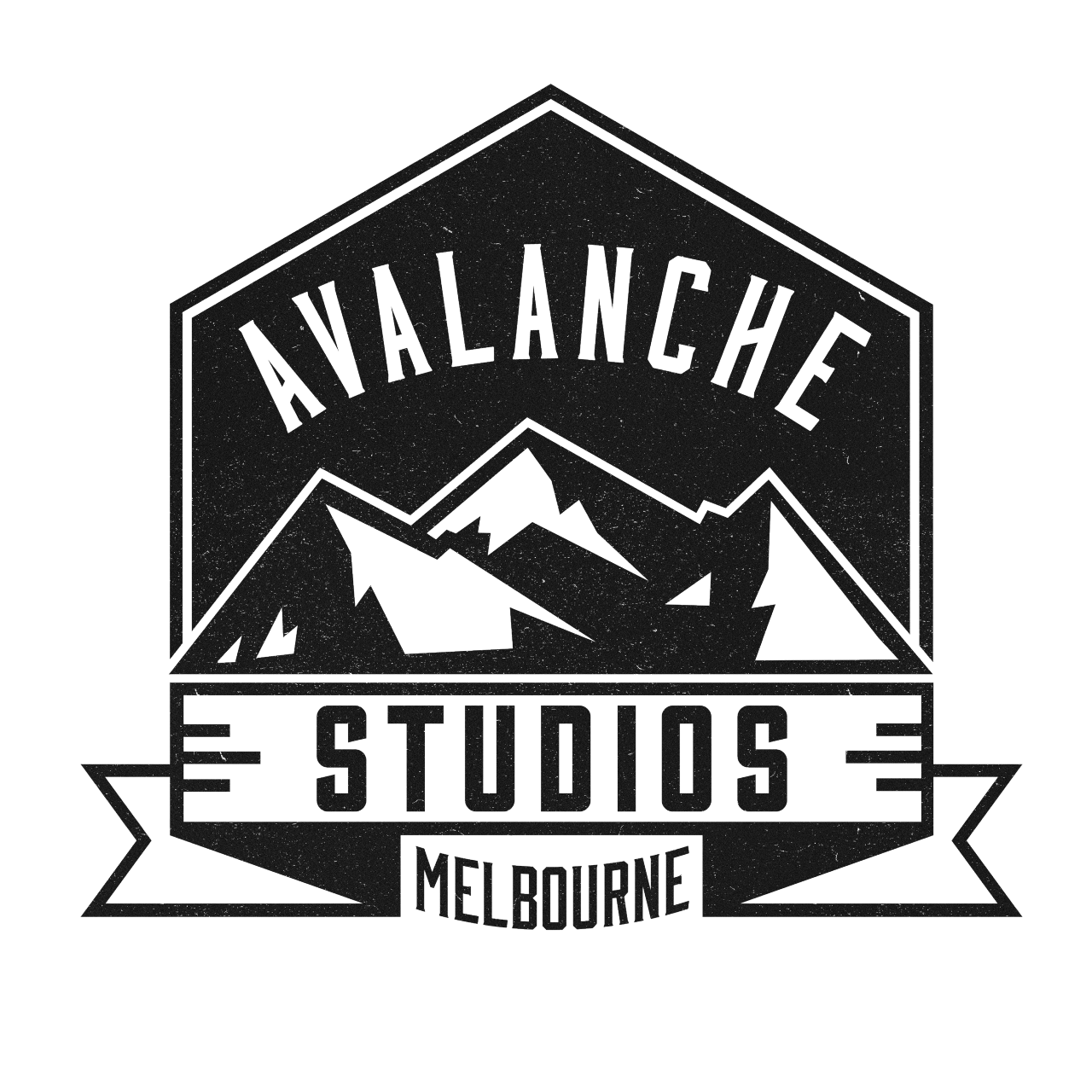 Logo design for Avalanche Studios.