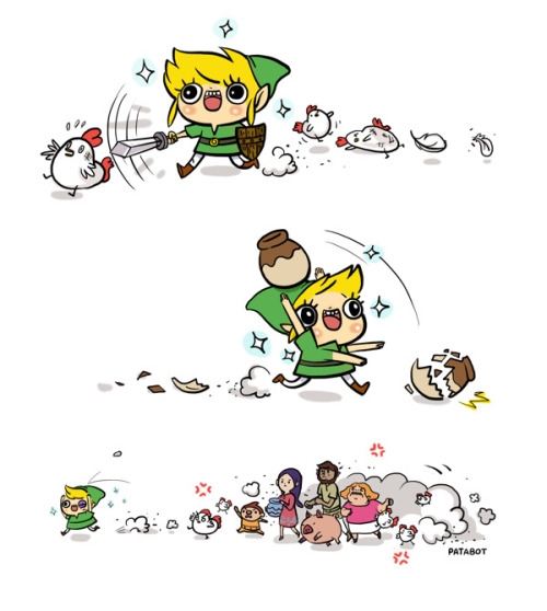 dotcore:  The Legend of Zelda.by Patsy Chen. Check out the artist's Tumblr.
