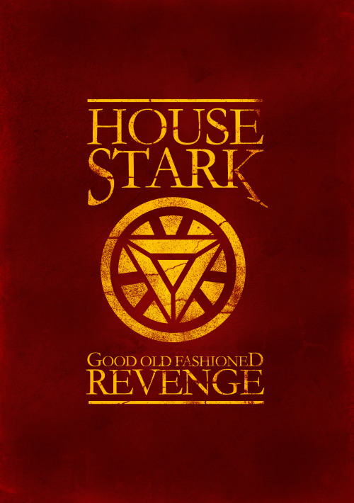 humesthings:  Revenge Is Coming Tony, House of Stark