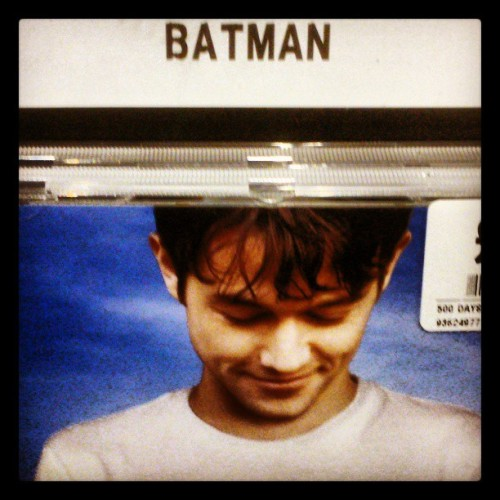 @hitRECordJoe HMV know your secret. #Batman