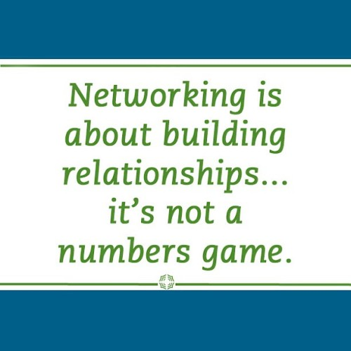 #genuine #networking