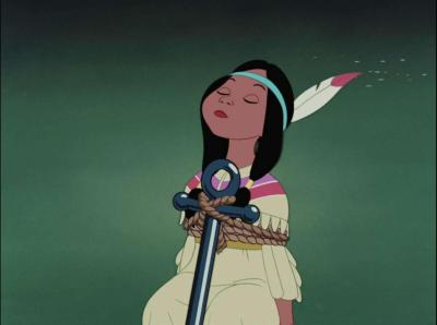 Tiger Lily. Peter Pan (1953). Source: disney.wikia.com
