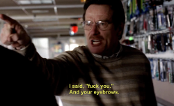 endangerment:  i love breaking bad omg