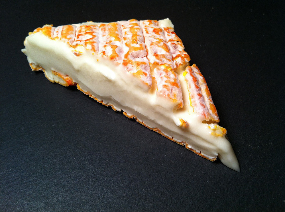 From the Cheese Notes Archives: Brebirousse d'Argental, reviewed in April 2012. Haven't had this one in a while, might be time to seek it out…