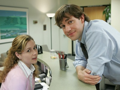 What do I want more than anything in life??  To have a love like Jim and Pam's