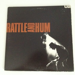 My U2 Rattle and Hum in Vinyl format Yeahhh!!