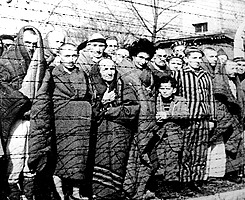 "unhistorical:  January 27, 1945: Soviet troops liberate Auschwitz concentration camp. The Auschwitz concentration camp network, which included Auschwitz II-Birkenau, Auschwitz III-Monowitz, and dozens of smaller satellite camps, collectively made up the largest concentration camp run by the Third Reich over the course of the war. The first prisoners arrived at Auschwitz in May of 1940; by 1945 millions of people had passed through - and died - in Auschwitz, with Rudolf Höss estimating a total death toll at 3,000,000 Jews, plus hundreds of thousands of Poles, Roma, prisoners of war, and any other social and political ""undesirables"". Because the Nazis destroyed records and many of the camp facilities in an attempt to mask the extent of their crimes as Red Army forces approached, exact numbers are difficult to ascertain, but the generally accepted death toll is around 1.3 million people, who died from gassing, sickness, and starvation. The original camp, Auschwitz, served a variety of purposes: a prison to hold enemies of the Third Reich/General Government; a steady source of enslaved laborers; a relatively small-scale extermination camp. Medical (in the loosest sense of the word) experimentation was also performed on prisoners at Auschwitz I, including those conducted by the notorious ""Angel of Death"", Josef Mengele. Construction began on Auschwitz-Birkenau in late 1941 in preparation for the implementation of the ""Final Solution"". Although it was referred to as a prisoner-of-war camp, there was no hiding what purpose this second camp would serve, thanks to the gas chambers and crematoria that made up the tools of Auschwitz-Birkenau's murder machine. There was even a separate ""Gypsy camp"" where thousands of Roma and Sinti prisoners were sent to be exterminated.  When liberation by oncoming Soviet forces became imminent (which it seemed by late 1944), orders were sent out to blow up the camp's facilities, along with orders to exterminate the remainder of its prisoners. The latter orders were never carried out, but evacuations (i.e. death marches) to other camps did take place. Sadly, the only prisoners the 322nd Rifle Division of the Red Army managed to free by the time they arrived on January 27, 1945, were those too sick to walk with the rest. They numbered around 7,500, compared to the 50,000 plus who had been forced on the march. One Russian officer describes the scene of the liberation:  They [the prisoners] began rushing towards us, in a big crowd. They were weeping, embracing us and kissing us. I felt a grievance on behalf of mankind that these fascists had made such a mockery of us. It roused me and all the soldiers to go and quickly destroy them and send them to hell.  A child survivor, only ten years old at the time, describes his own experience:  We ran up to them and they gave us hugs, cookies, and chocolate. Being so alone a hug meant more than anybody could imagine because that replaced the human worth that we were starving for. We were not only starved for food but we were starved for human kindness. And the Soviet Army did provide some of that.  In 1947, Rudolf Höss was hanged near Crematorium I of the original Auschwitz camp."