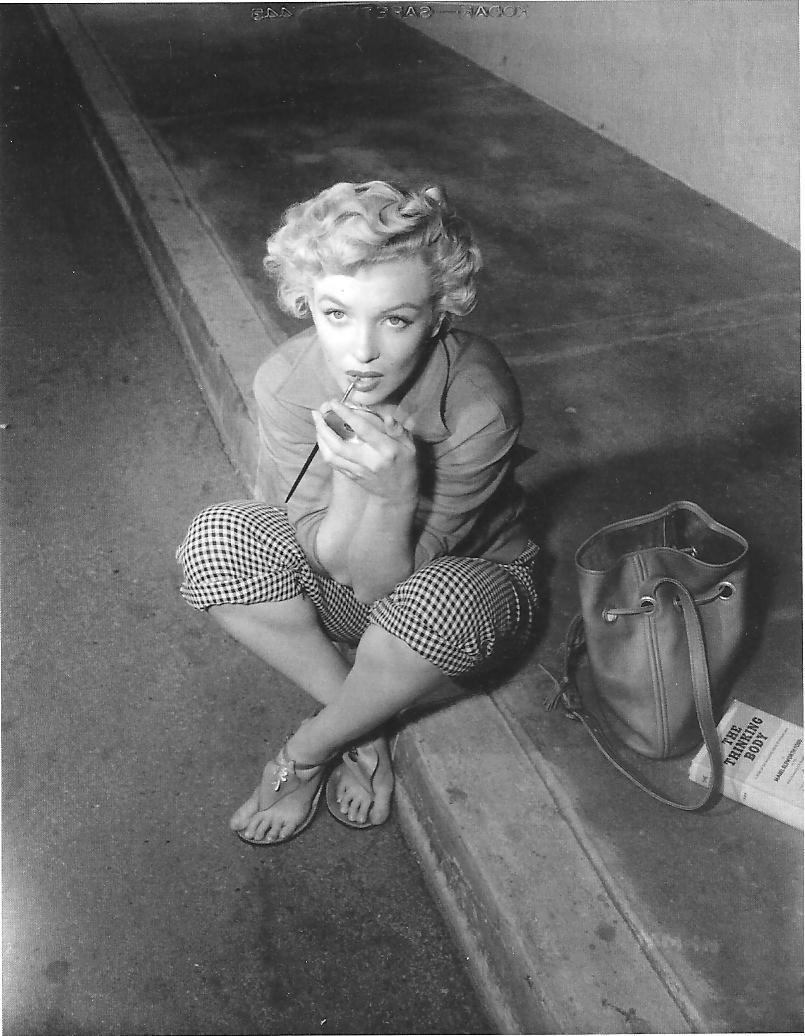 Marilyn, 1952 (source)
