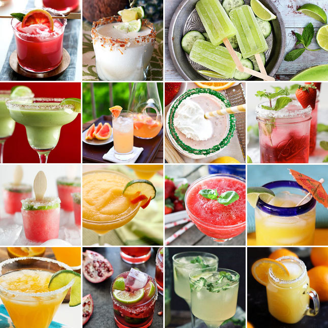 Happy Cinco de Mayo! Last chance to find your margarita of choice. We found 15 recipes you'll LOVE. See them all.