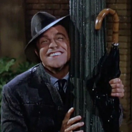 Singing In The Rain…. Gene Kelly….