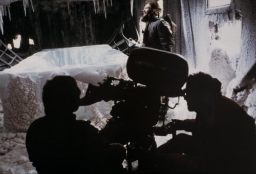 To give the illusion of icy Antarctic conditions, interior sets on the Los Angeles sound stages were refrigerated down to 40F while it was well over 100F outside. The Thing (1982)