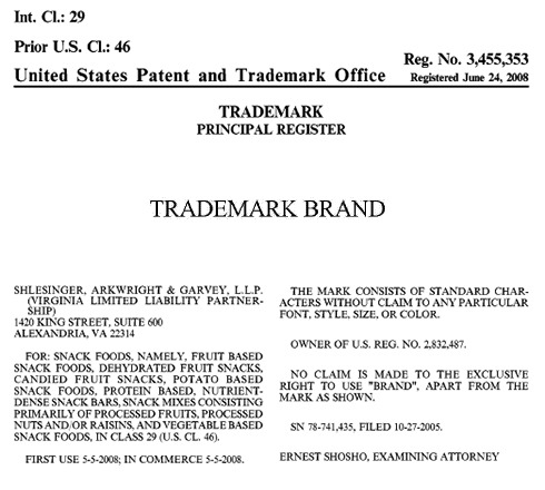 "murketing:  More: When ""Trademark"" is a registered trademark 