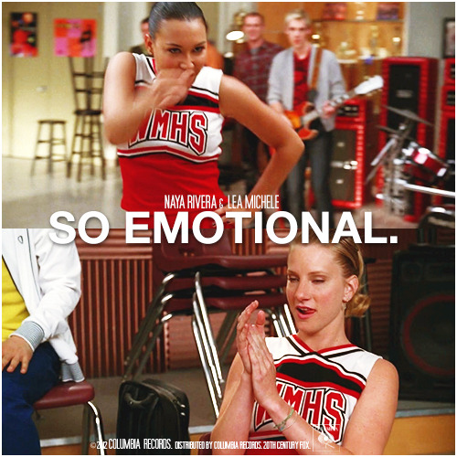 3x17 Dance With Somebody | So Emotional Alternative Cover 'The Infinite Brittana Series'